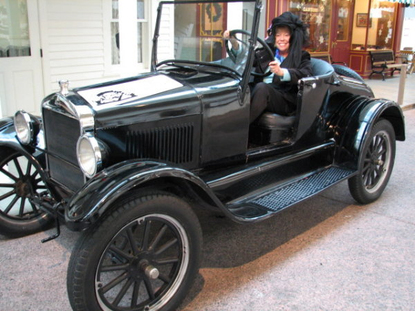 picture of Model T