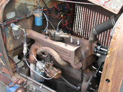 picture of Model A heater