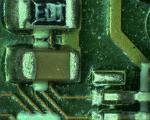 pic of printed circuit board