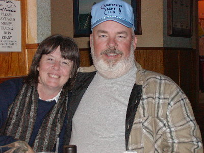 pic of John & Libby Veach