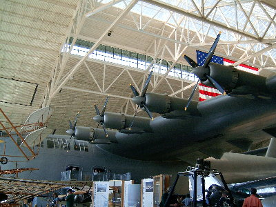 picture of Spruce Goose