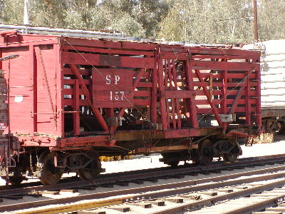 picture of old box car