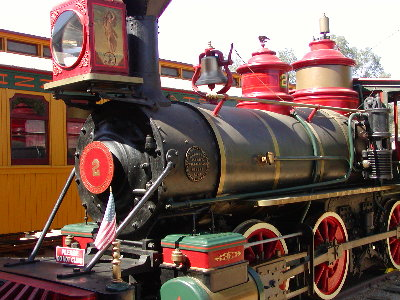 picture of a train engine