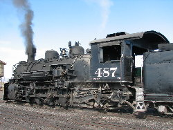 pic of a railroad steam engine