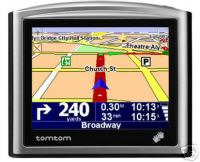 picture of Tom-Tom GPS unit